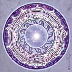 Ce symbole augmente l'énergie de l'eau pour atteindre la valeur d'une eau provenant d'une bonne source sacrée.