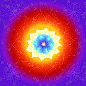 Ce dessin dynamiquepermet de faire circuler l'énergie du centre de la Terre vers vos chakras supérieurs