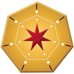 Ce symbole est programmé pour neutraliser les effets délétères des compteurs électriques sur le plan énergétique.